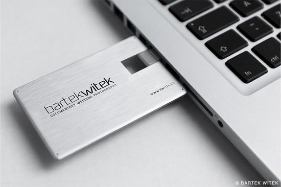 Apresentando o business card usb uma ferramenta de marketing gira imagem de usb de carto de visita para fotgrafo reheart Choice Image