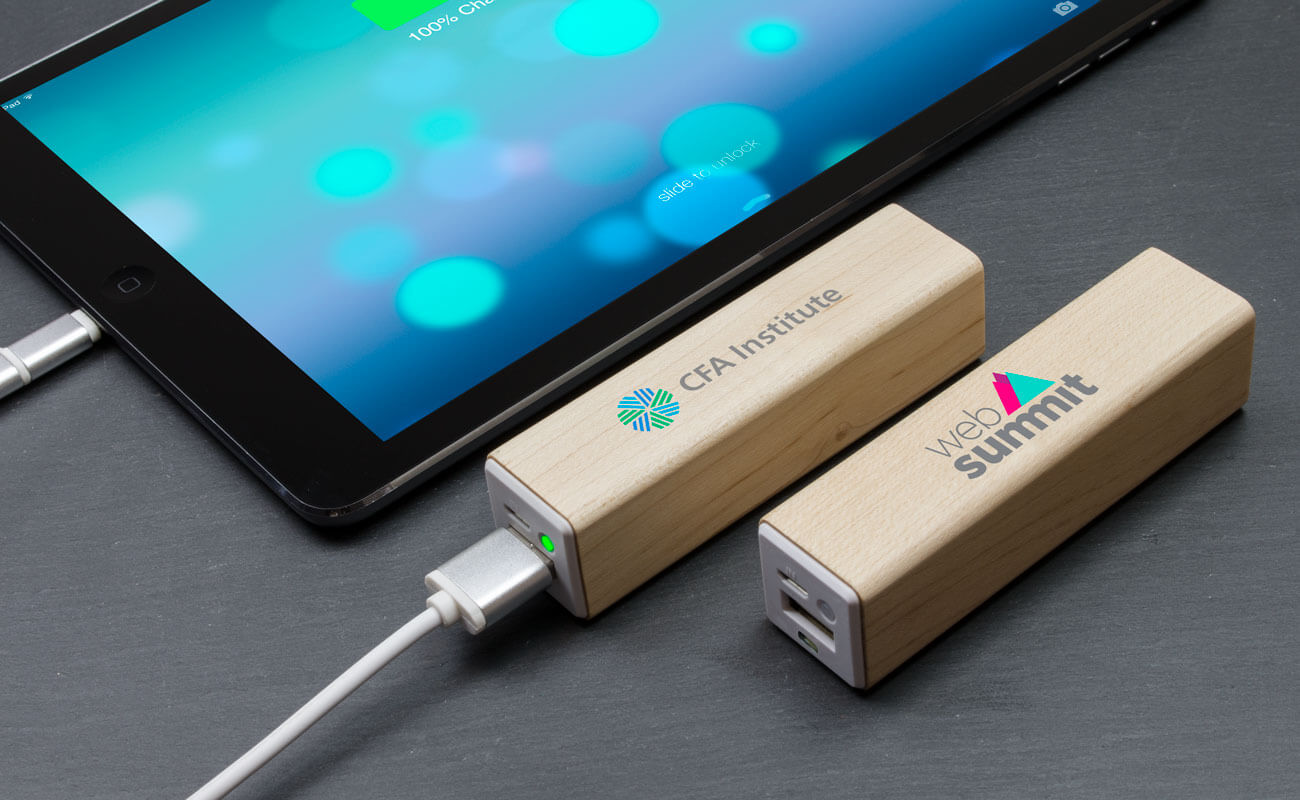 Maple - Custom Portable Charger